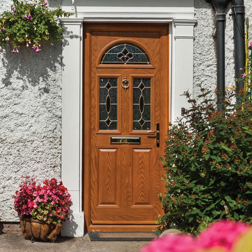 & Genuine Door-Stop Doors